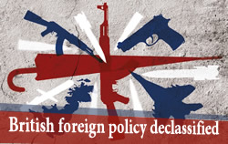 British foreign policy declassified